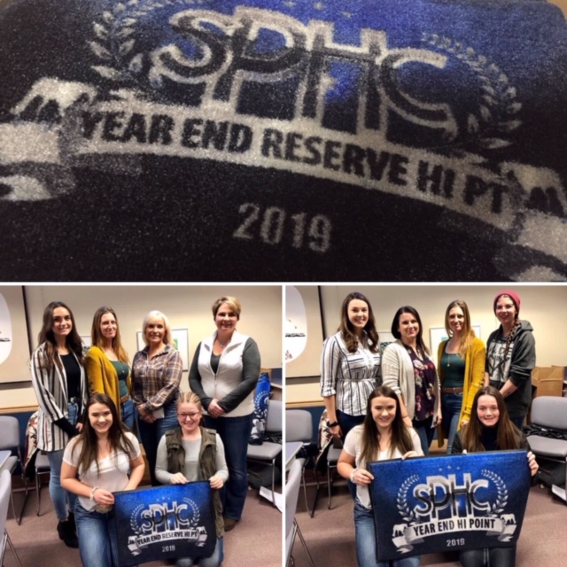 2019 SPHC Year End Awards Winners